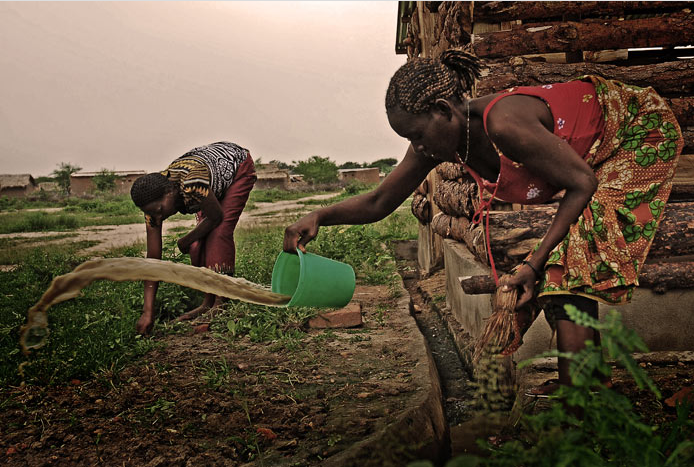 Editorial – Agroecology: living wisely with water