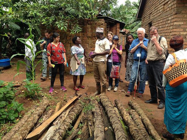 The Agroecology Learning Exchange in Uganda