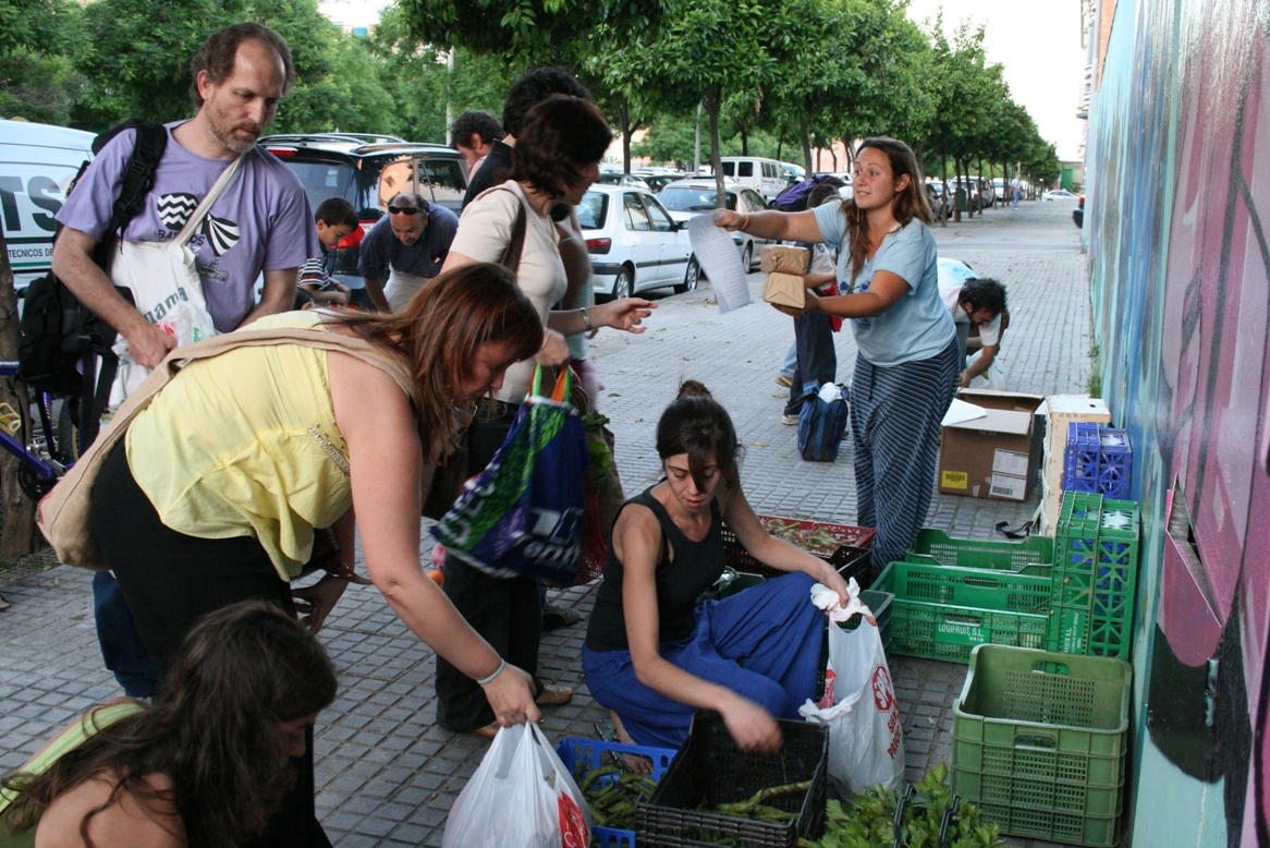 Bringing 'life' back to the food system in Spain