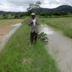 Water harvesting: nourishing the land, body and mind