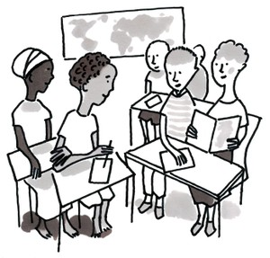 Learning about … Teaching around the globe