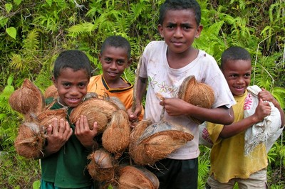 Reclaiming agriculture for Pacific youth