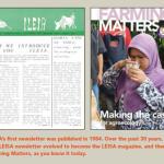 The last Farming Matters