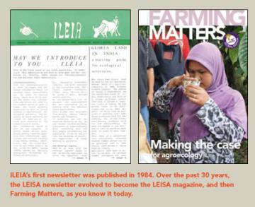 The last Farming Matters - Ileia